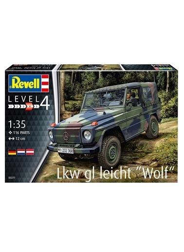 Revell  Maket LKW GL Wolf 03277 Renkli